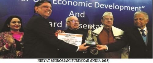 Niryat Shiromani Puruskar
